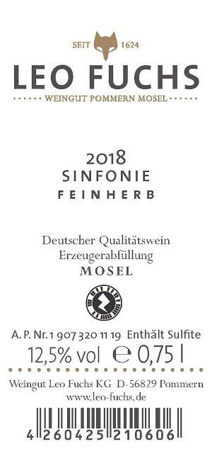 Sinfonie - Weingut Leo Fuchs